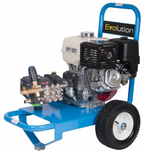 Evolution 2 15200 Petrol Pressure Washer